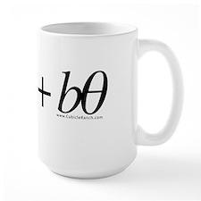 Spiral Equation Mug