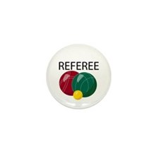 Bocce Ref Mini Button (100 pack)