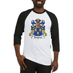 Rondeau Family Crest Baseball Jersey