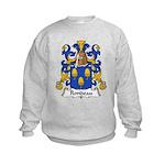 Rondeau Family Crest Kids Sweatshirt