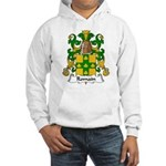 Romain Family Crest Hooded Sweatshirt