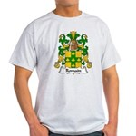 Romain Family Crest Light T-Shirt