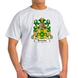 Romain Family Crest Tee-Shirt