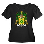 Romain Family Crest Women's Plus Size Scoop Neck D