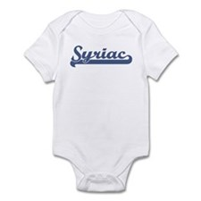 Syriac (sport) Infant Bodysuit