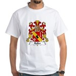 Rollet Family Crest White T-Shirt