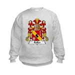 Rollet Family Crest Kids Sweatshirt