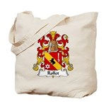 Rollet Family Crest Tote Bag