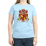 Rollet Family Crest Women's Light T-Shirt