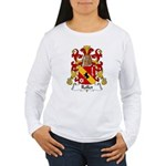 Rollet Family Crest Women's Long Sleeve T-Shirt