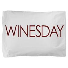 WINESDAY Pillow Sham