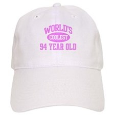 Coolest 94 Year Old Baseball Cap