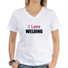 I Love WELDING Shirt