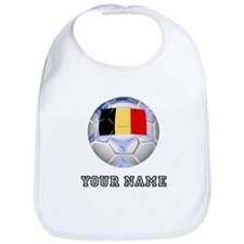 Belgium Soccer Ball (Custom) Bib