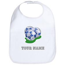 Soccer Balls (Custom) Bib