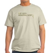 St. God's Memorial Hospital T-Shirt