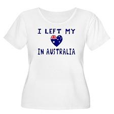 I left my heart in Australia T-Shirt