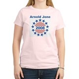 Arnold Jone stars and stripes T-Shirt