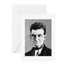 Unique John brown Greeting Cards (Pk of 10)