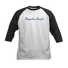 Boynton Beach (cursive) Tee
