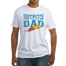 Fastpitch Dad Shirt