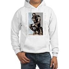 Auguste Rodin The Thinker Hoodie