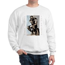 Auguste Rodin The Thinker Sweatshirt
