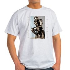 Auguste Rodin The Thinker T-Shirt