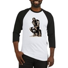 Rodin Thinker Remake Baseball Jersey