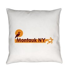 Montauk - Long Island. Everyday Pillow