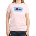 I LOVE FAYE Women's Light T-Shirt