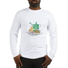 Potting Bench Long Sleeve T-Shirt