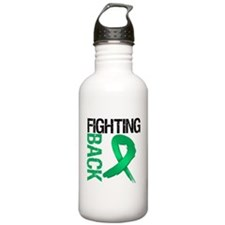 Liver Disease Fighting Back Water Bottle