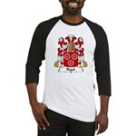 Rigal Family Crest Baseball Jersey