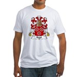 Rigal Family Crest Fitted T-Shirt