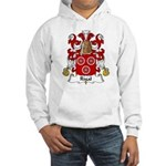 Rigal Family Crest Hooded Sweatshirt