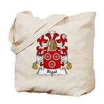 Rigal Family Crest Tote Bag