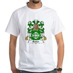 Renier Family Crest White T-Shirt