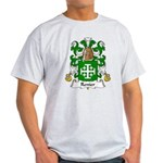 Renier Family Crest Light T-Shirt