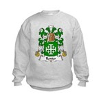 Renier Family Crest Kids Sweatshirt
