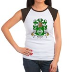Renier Family Crest Women's Cap Sleeve T-Shirt