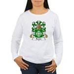 Renier Family Crest Women's Long Sleeve T-Shirt