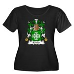 Renier Family Crest Women's Plus Size Scoop Neck D
