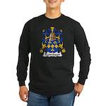 Raimbaud Family Crest Long Sleeve Dark T-Shirt