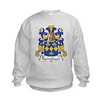 Raimbaud Family Crest  Kids Sweatshirt