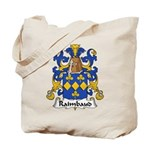 Raimbaud Family Crest  Tote Bag