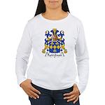 Raimbaud Family Crest  Women's Long Sleeve T-Shirt