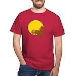 Sunset Horse Dark T-Shirt