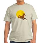Sunset Horse Light T-Shirt