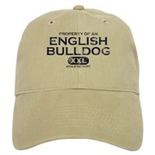 Property of English Bulldog Hat (Khaki)